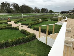 Champions Lawn Newmarket Race Course Finished
