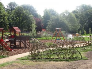 Play Area Abbey Gardens Bury St Edmunds